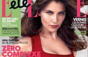 Laetitia Casta revient en beauté pour briser son image
