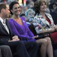Le prince William et la duchesse Catherine de Cambridge, lors de l'Evening Show, à Ottawa, Canada, le 1er juillet 2011