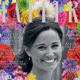 Pippa Middleton en couverture de Tatler magazine