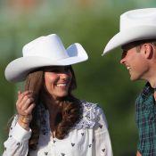 William et Kate au Canada : En robe coquine ou en cowgirl, Kate éblouit Calgary