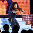 """""""Janet Jackson, en concert à Berlin, le 24 juin 2011."""""""
