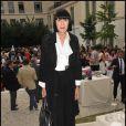 Chantal Thomass a longuement applaudi les canons de beauté très sexy... Paris, 9 juillet 2011