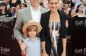 Sarah Jessica Parker : la fashionista brille en famille devant Harry Potter
