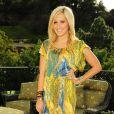 Ashley Tisdale, la star de la série High School Musical, semble bien plus jeune en blond. Beverly Hills, le 9 janvier 2010.