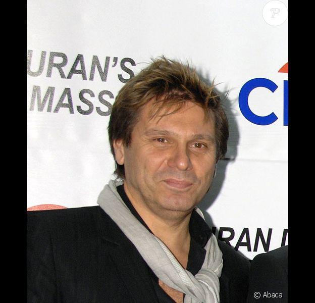 Roger Taylor, batteur de de Duran Duran
