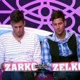 Les jumeaux Zarko et Zelko dans Secret Story 5