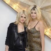 Kelly Osbourne et Pixie Geldof : Anges rock face à la tigresse Naomi Campbell