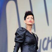 Concert pour l'égalité : Sheryfa Luna, ultra-lookée, et Shy'm en couleurs
