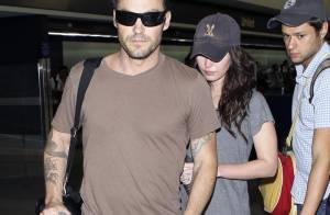 Megan Fox et Brian Austin Green : Première sortie depuis le vilain scandale