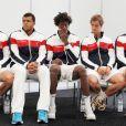Gaël Monfils, à Wimbledon 2011, avait le coeur lourd : son ami Philippe Manicom, atteint d'un cancer, venait d'être plongé dans un coma artificiel. Il est mort le 14 juillet.