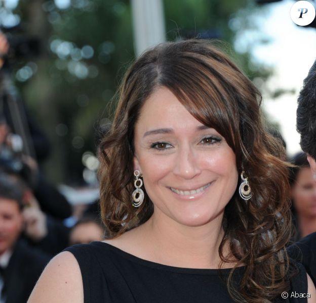Daniela Lumbroso en mai 2011 à Cannes