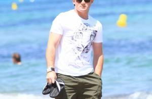 Wayne Rooney et sa femme Coleen : Vacances amoureuses à Saint-Tropez