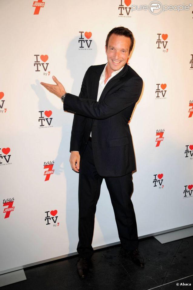 Stéphane Rotenberg le 15 juin 2010.