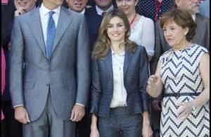 Letizia et Felipe, superbes et complices, font rayonner l'Espagne