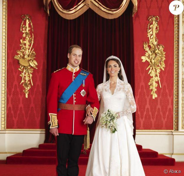 Kate Middleton : sa robe de mariée enfin
