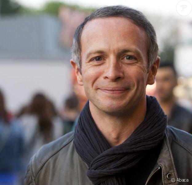 Samuel Etienne, à Paris, en avril 2011.