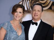 Tom Hanks : Papy accro, il trouve sa petite-fille Olivia ''mieux que la télé''