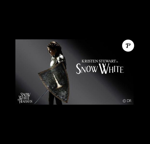 Première image de Snow White and the Huntsman avec Kristen Stewart