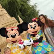 Elisa Tovati : son trio avec Minnie et Mickey pour un moment inoubliable