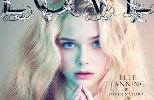 Elle Fanning : A 13 ans, elle confirme son statut d'icône de la mode