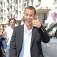 L'acteur Ambroise Michel participe au projet  Il était une fois . Ici, à Cannes, le 15 mai 2011.
