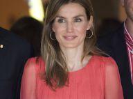 Letizia d'Espagne: La beauté et le charme de la princesse font tourner les têtes