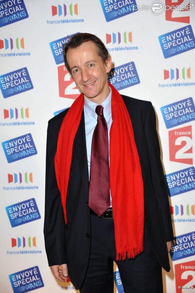 Christophe Barbier en juin 2010.