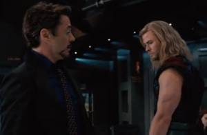 Robert Downey Jr., Scarlett Johansson... La vidéo incroyable de The Avengers