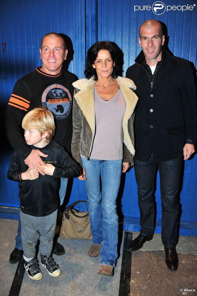 En décembre 2010, Pascal Olmeta et SAS la princesse Stéphanie de Monaco avaient pu compter sur le soutien de nombreuses stars, dont Zinédine Zidane. En août 2011, les footballeurs vedettes seront encore nombreux à aider l'association Un sourire, un espoir pour la vie.