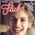 Julia Roberts, en couv' du magazine britannique  Flicks  de février 1994.