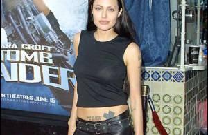 Le cancre de la mode : Angelina Jolie, on a retrouvé ses pires looks