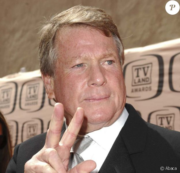 Ryan O'Neal, à Los Angeles, le 17 avril 2010.