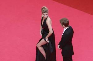 PHOTOS : A Cannes, un Festival de jolies... gambettes !