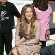 Jennifer Lopez en novembre 2010 à Los Angeles