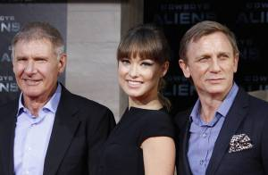 Olivia Wilde fait des bourdes mais demeure sublime avec Indiana et Bond