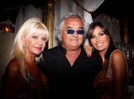Flavio Briatore : Son épouse Elisabetta extrêmement sexy pour une chaude soirée