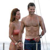 David Charvet et Brooke Burke se sont mariés secrètement, en pleine mer