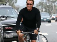 Arnold Schwarzenegger : Son fils Patrick sort ses muscles, lui se remet au sport