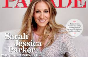 Sarah Jessica Parker évoque sa vie de maman de trois enfants