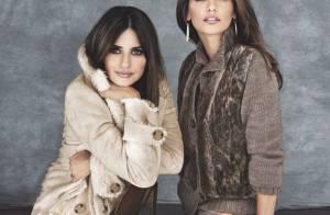 Penélope et Monica Cruz réunies pour dévoiler leurs talents de stylistes