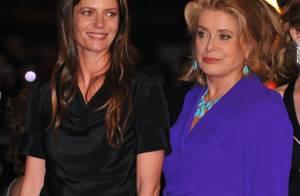 PHOTOS : Catherine Deneuve et sa fille Chiara attirent les stars ! (réactualisé)