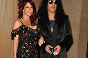 Slash : Le rockeur a renouvelé ses voeux de mariage, une belle fête