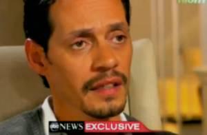 Marc Anthony parle enfin de son divorce avec J.Lo