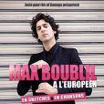 Max Boublil à L'Européen à Paris, à partir du 5 octobre 2011.