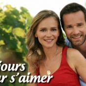 Claire Borotra et Guillaume Cramoisan n'ont que quelques jours pour s'aimer