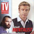 Couverture de TV Magazine - du 11 au 17 septembre 2011