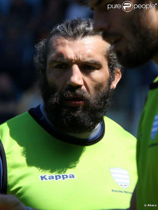 Sébastien Chabal, non sélectionné avec l'équipe de France pour la Coupe du Monde de rugby en Nouvelle-Zélande, jouera les consultants sur différents médias