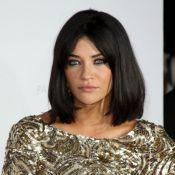 Jessica Szohr fait de l'oeil avec une nouvelle coiffure stylée