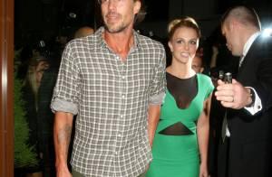 Britney Spears : Entourée de son beau Jason pour annoncer son retour