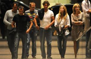 Rafael Nadal : Sous-vêtements et voiture de luxe pour la star du tennis mondial